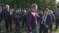 Охоронці харківського міського голови напали на журналіста