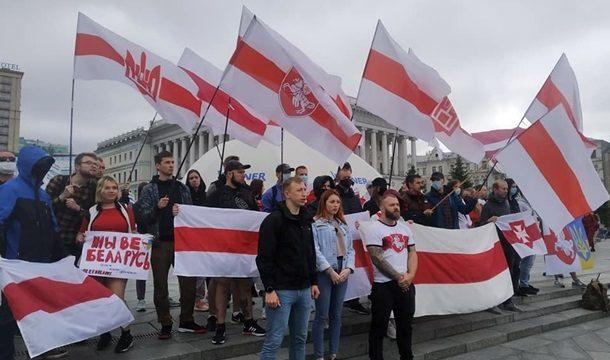 Тихановскую пригласили в Украину