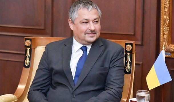 Полиция сообщила детали смерти украинского посла