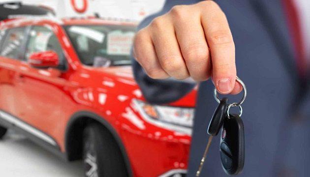 В Украине продажи новых авто выросли в 3 раза