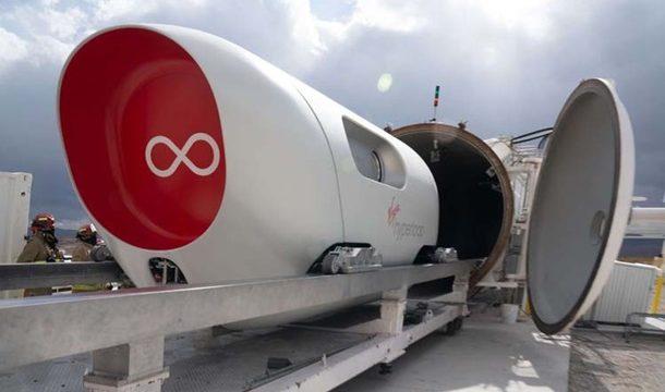Virgin Hyperloop готовится к старту коммерческих перевозок