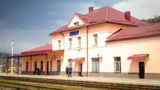 УЗ завершила реконструкцию вокзала в Хусте