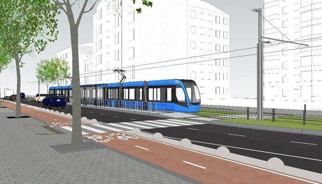 В Киеве на деньги Всемирного банка запустят новый трамвайный маршрут