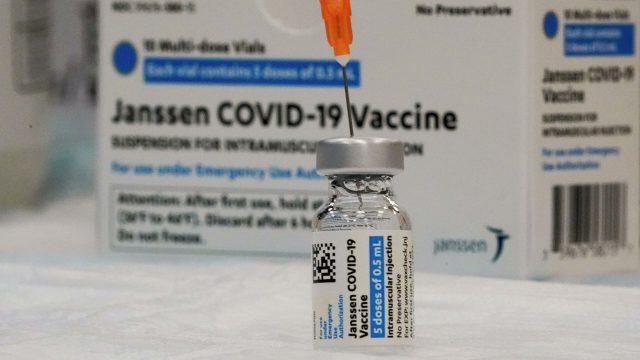 Дания отказалась от вакцины Johnson & Johnson