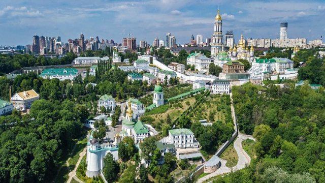 Киев попал в ТОП-100 лучших городов мира