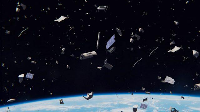 Количество космического мусора к 2100 году может вырасти в 50 раз, - ученые