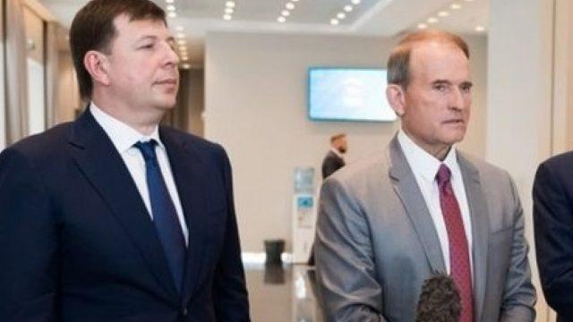 Прокуратура завершила расследование дела Медведчука