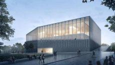 Разблокировано строительство музея Революции Достоинства