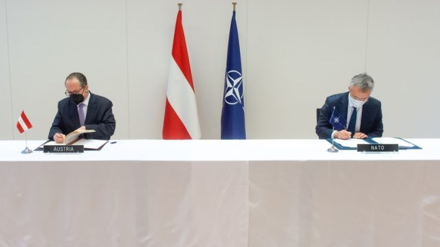 НАТО откроет свое представительство при ОБСЕ
