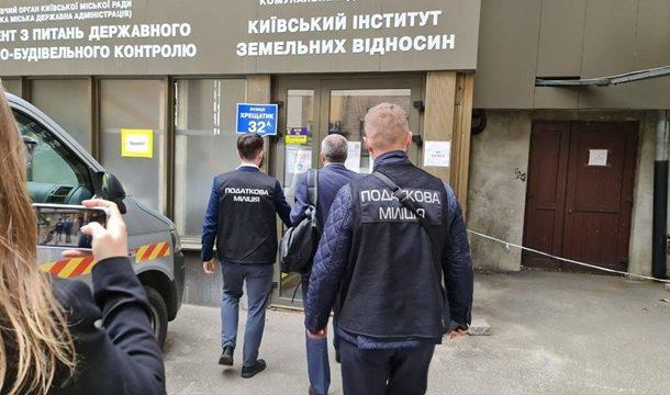 Президент прокомментировал обыски в Киеве