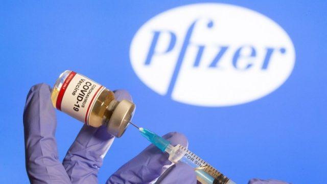 Украина получит дополнительно 10 млн доз вакцины Pfizer против COVID-19