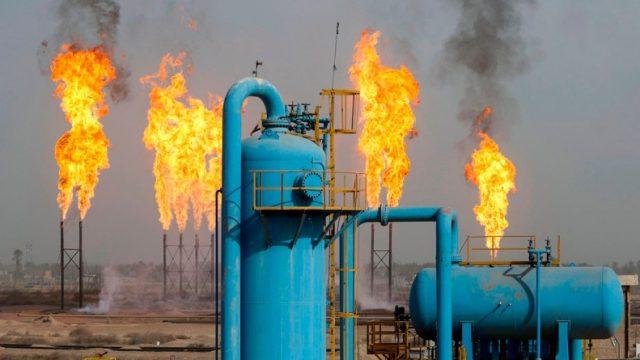 Европейские цены на газ начали снижаться