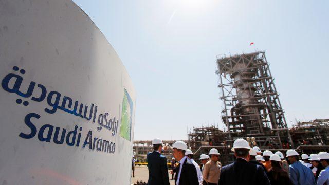 Saudi Aramco значительно нарастила прибыль
