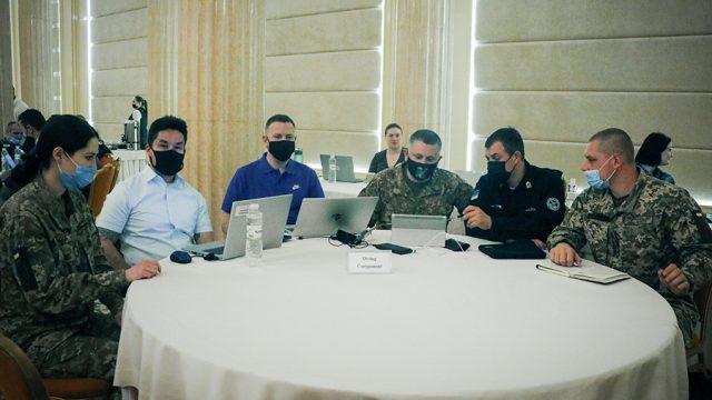 В Одессе готовятся к учениям