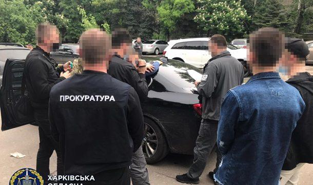 В Славянске судью поймали на взятке