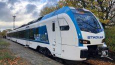 Stadler выбрал локацию для завода по производству электричек в Украине
