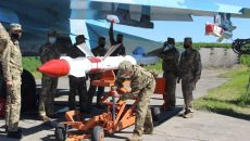 На Житомирщине прошли учения авиации ВСУ