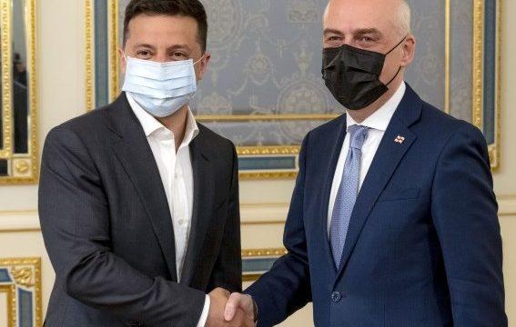 В Украину прибыл вице-премьер-министр Грузии