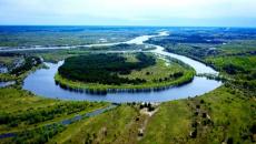 В Чернобыльском заповеднике открываются водные маршруты