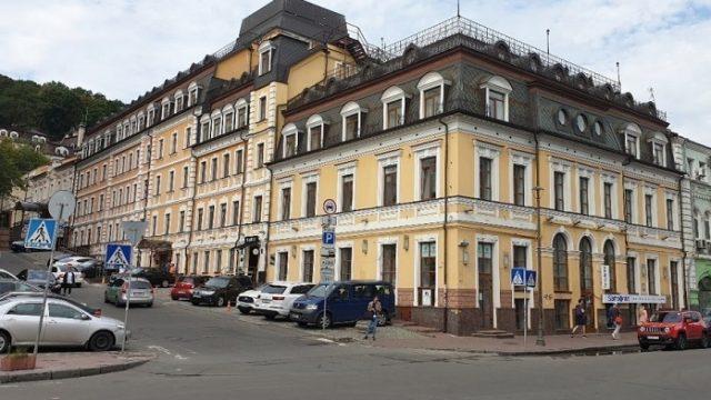 Укрэксимбанк выставил на продажу недвижимость