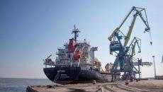 Морпорты за 6 месяцев сократили перевалку грузов — АМПУ