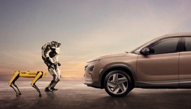 Hyundai выкупил производителя роботов Boston Dynamics