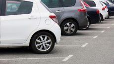 В Киеве водителям упростят поиск мест для парковки