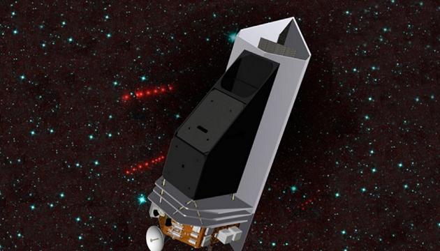 NASA представила телескоп для «охоты» на опасные астероиды