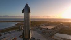 SpaceX запланировал первый орбитальный полет Starship