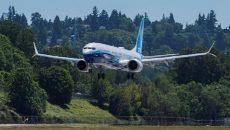 Boeing 737-10 совершил первый полет