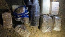 СБУ разоблачила канал нелегальной переправки оружия и сигарет