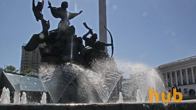Кабмин разрешил потратить 100 млн гривен на торжества ко Дню Независимости