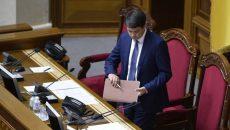 Разумков подписал закон об усилении габаритно-весового контроля на дорогах