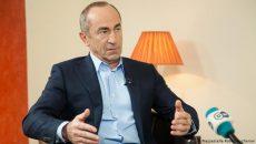 Блок экс-президента Армении не признает результаты выборов