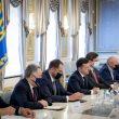 Президент Украины с председателем ОБСЕ обсудили ситуацию с безопасностью на востоке Украины