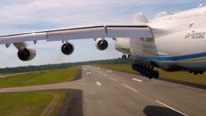 Уникальный самолет Мрия вернулся в небо
