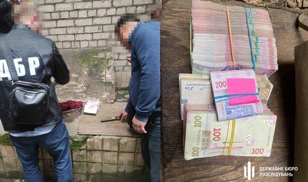 В Полтаве антикоррупционера поймали на взятке