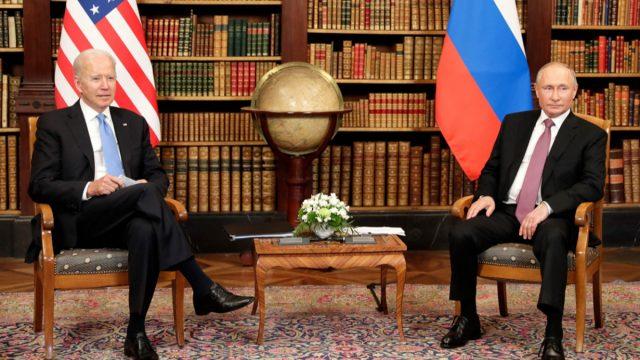 Байден заявил о неизменной поддержке Украины