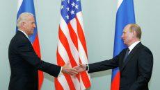 Байден и Путин обсуждали Украину