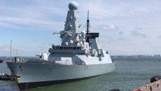 Британия проверит ситуацию с утечкой документов об эсминце