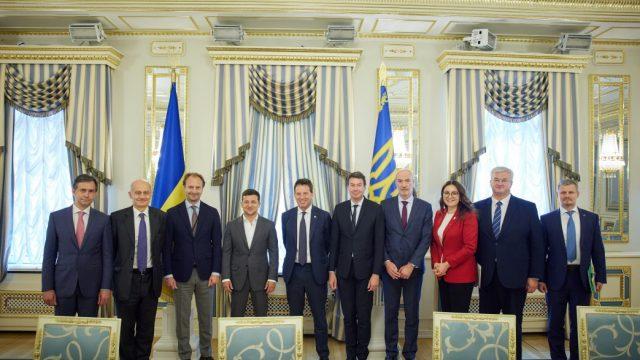 Украину посетила делегация представителей французского бизнеса