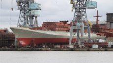 Украина и Великобритания договорились о совместном строительстве военных кораблей