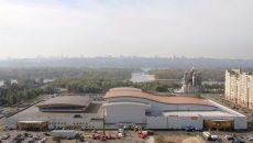 Центр вакцинации на базе МВЦ в Киеве будет работать четыре дня