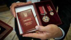 Зеленский наградил 12 военных