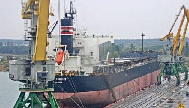 Порт Ольвия сократил грузоперевалку на 30%