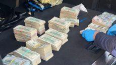 В машине начальника таможенного пункта обнаружили $700 тысяч - ГБР