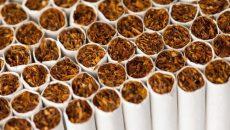 В поезде Киев-Вена обнаружили партию контрабандных сигарет