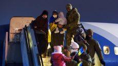 Из сирийских лагерей освободили украинку и ее детей