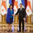 Украина и Грузия усилят сотрудничество в сфере безопасности в Черноморском регионе
