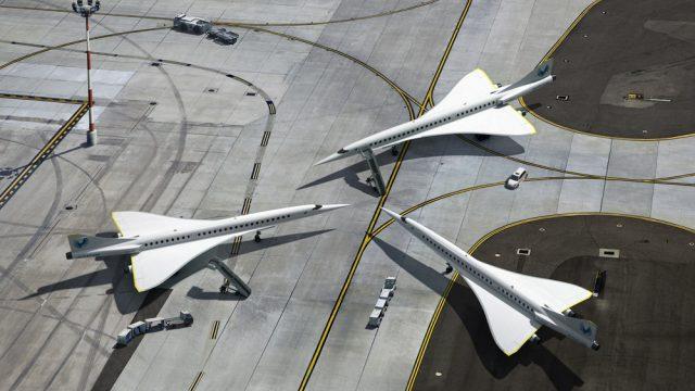 Авиакомпания из США хочет вернуть сверхзвуковые пассажирские перевозки